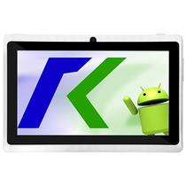 "Tablet Keen A78 7.0"" Wifi 2MP VGA Os 4.4.2 Branca com Capa"