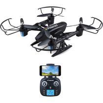 Drone Polaroid PL2500 - com Camera 720P HD - Preto
