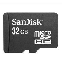 Cartao de Memoria Sandisk Micro SDHC 32GB Classe 4