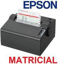 Impressora Epson LX 50 Bivolt Paralelo/USB Preto