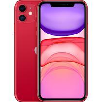 Celular Apple iPhone 11 128GB 2CH 2CAM Vermelho 2111