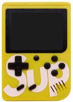 Console Sup Game Box - 400 Jogos - Amarelo