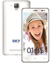 Celular SKY Devices 5.5 Plus Dual 16GB Branco