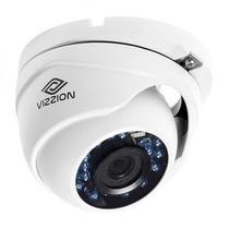 Camera de Seguranca Vizzion VZ-DD1T-Irm - 2.8MM - Branco