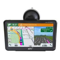 """GPS Midi MD-7815ISDBT 7"""" Bluetooth/Camera/FM Preto"""