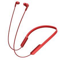 Fone de Ouvido Sony MDR-XB70BT Bluetooth - Vermelho