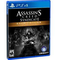 Jogo Assassins Creed Syndicate Golg PS4
