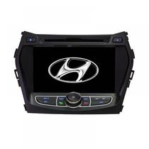 Central Multimidia Winca Hyundai Santafe IX45 C209D S100 2014