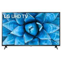 "TV Smart LED LG 65UN7310 65"" Thinq Ai 4K Ultra HD Wifi - Preto"