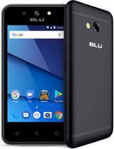 Celular Blu Dash L4X - D0050LL - 4.0 Polegadas - Dual-Sim - 8GB - 4G Lte - Preto