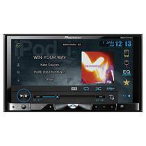 "DVD Player Pioneer AVH-X8550BT 7"" SD/ Aux/ USB/ Bluetooth"