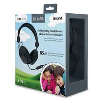 Fone Dreamgear HM-310 Just For Kids Preto