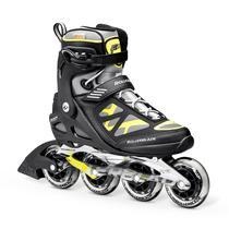 Roller Rollerblade 07622900800 Macroblade 90 ST Fitnes Masculino