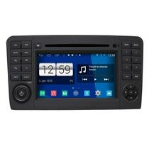 "Central Multimidia Winca Mercedes ML M213D 7"" S160 Android V.4.4 2005/2012"