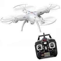 Drone Syma X5SW 2.4GHZ 4 Canais Wifi Camera - Branco