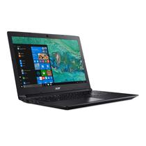 Notebook Acer Aspire 3 A315-53-54XX de 15.6 com Intel i5-7200U/20GB Ram/1TB HD/W10 - Preto