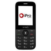 Celular Ipro I3100 - 2 Chips - Preto