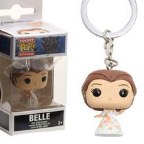 """Funko Pop Keychain Beauty """"Belle-Celeb"""""""