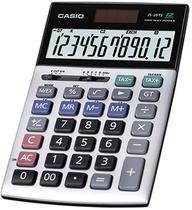Calculadora Compacta Casio JS-10TS 10 Dig Heavy Duty Prata