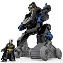 Boneco DC Super Amigos Batbot Fisher-Price DMT82