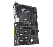 Placa Mãe Gigabyte LGA1151 B250-Fintech Mineracao DVI/VGA