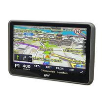 "GPS Midi MD-7815ISDB-T de 7"" com 4GB/ TV Digital/ Bluetooh Os Ce 6.0 - Preto"