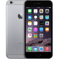 "Apple iPhone 6 A1549 Tela 4.7"" 1GB Ram 16GB Rom com Camera 8MP+1.2MP Recondicionado - Cinza Espacial"