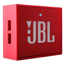 Caixa de Som Portatil JBL Go Bluetooth Vermelho