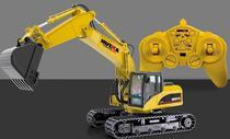 Trator Escavadeira Huina 6 CH 1550