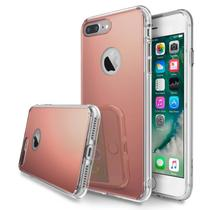 Capa para iPhone 7 Plus Ringke Rearth Mirror Royal Gold