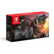Console Nintendo Switch 32GB Monster Hunter Deluxe - Cinza (Had-s-Kgalg)