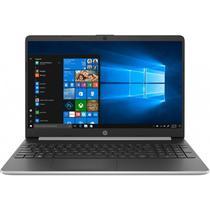 "Notebook HP 15-DY0013DX i5-8265U 1.6GHZ/ 12GB/ 256GB SSD + 16GB Optane / 15.6""HD/ Touch/ Windows 10/ Ingles Prata"