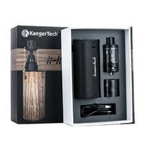 Kit Cigarro Eletronico Kangertech K-Kiss Preto