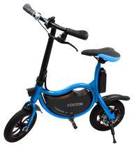 """Bicicleta Eletrica Foston P12 com Rodas de 12"""" - Azul"""