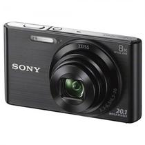 Camera Sony DSC-W830 20MP/ 8X/ HD Preto