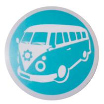 Placa Kombi Hippie