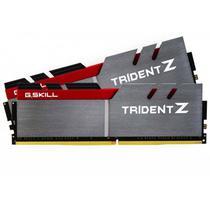 Cartão de Memória Ram G.Skill 16GB (8X2) Trident Z F4-3200C16D-16GTZ