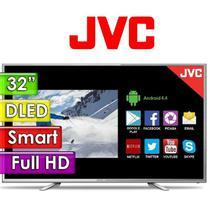 """TV LED JVC 32"""" LT32N750U Full HD Digi/Smart/HDMI"""