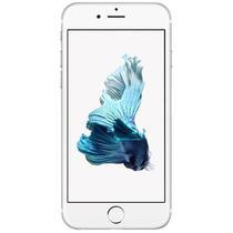 "Apple iPhone 6S BZ A1688 32GB Retina HD 4,7"" Cam 12MP/5MP Ios Anatel - Prata"