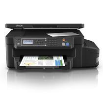 Impressora Multifuncional Epson L606 Bivolt Preto