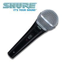 Microfone Shure PG58-XLR