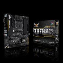 Placa Mãe AM4 Asus B450M-Plus Tuf Gaming HDMI/DVI/USB3.1