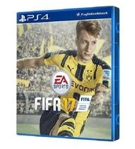 Jogo Fifa 2017 PS4