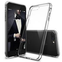 Case Cel Ringke Fusion iPhone 7 Plus - Crystal/Transparente