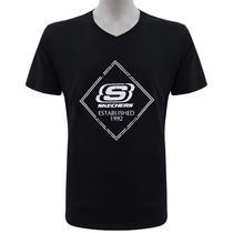Camiseta Skechers 163-2090-500 - Masculina