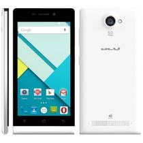 "Smartphone Blu Studio Mini Lte 2 W010Q Dual Sim Tela 4.5"" 4GB - Branco"