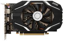 Placa de Vídeo Nvidia MSI Geforce GTX1060 6GB GDDR5