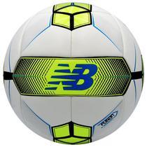 Bola de Futebol New Balance Furon Devastate NFLDEVA7 - Branca/Verde