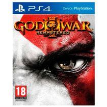 God Of War III Remastered - Cartelado PS4
