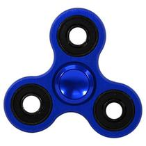 Spinner Anti-Stress de Mao Goal Pro G3 Em Metal - Azul